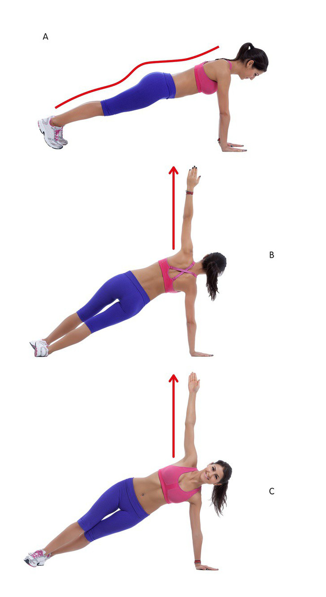 Mỡ lưng và nách cũng làm dáng xấu đi rất nhiều và đây là cách để loại bỏ - Ảnh 3.