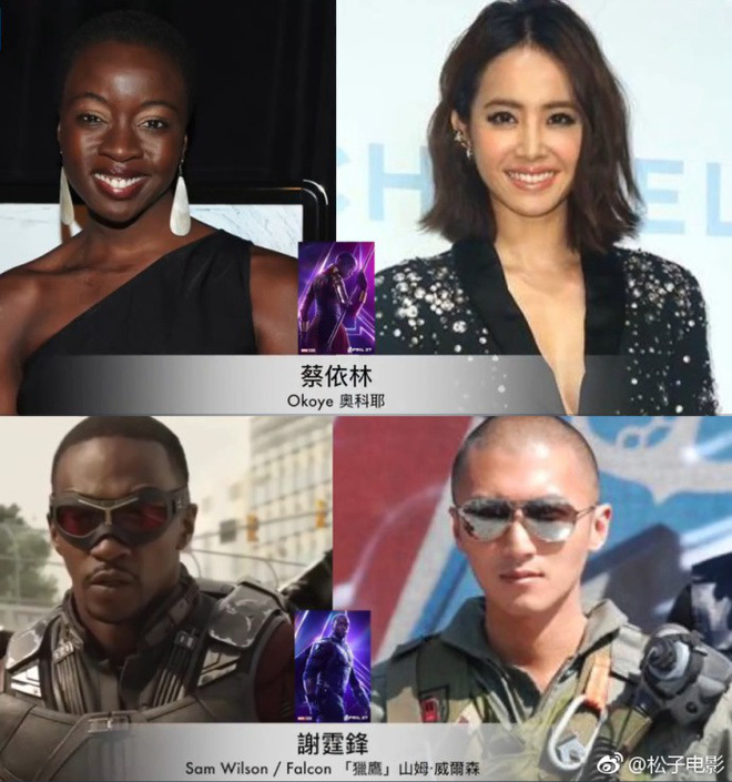 Được triệu hồi vào đội Avengers châu Á, Cảnh Điềm có xứng đáng với hình tượng Black Widow? - ảnh 5