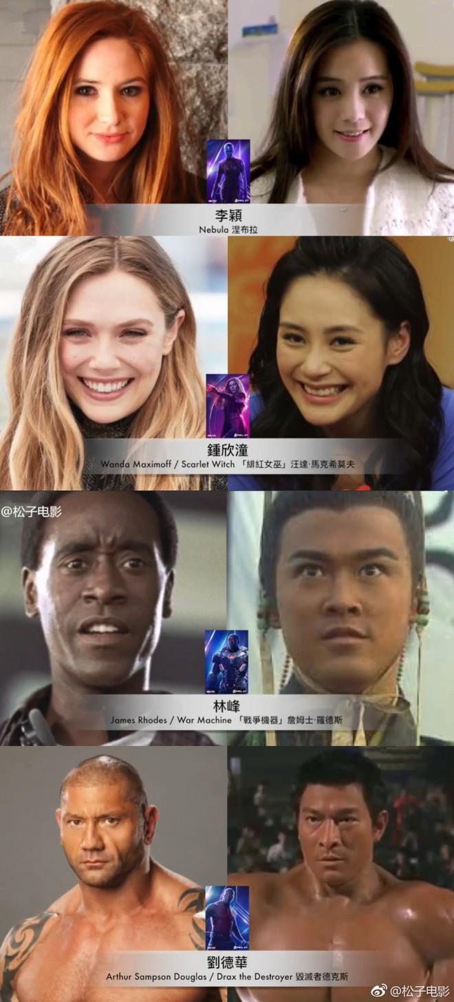 Được triệu hồi vào đội Avengers châu Á, Cảnh Điềm có xứng đáng với hình tượng Black Widow? - ảnh 9