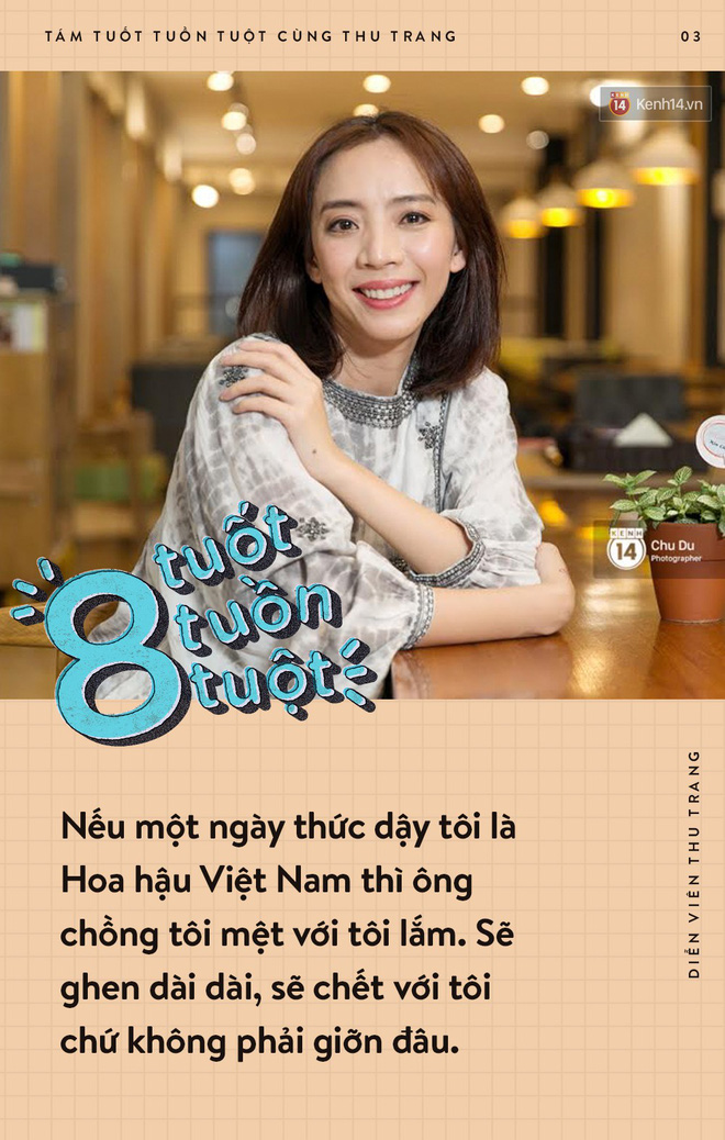 Tám tuốt tuồn tuột: Sẵn sàng nhường danh hiệu Hoa hậu nhưng Thu Trang vẫn không quên dằn mặt Diệu Nhi, PuKa và Khả Như - ảnh 3