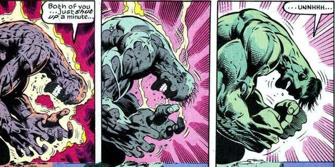 20 sự thật kì lạ mà chỉ fan ruột mới biết về gã khổng lồ xanh Hulk (Phần 1) - ảnh 9