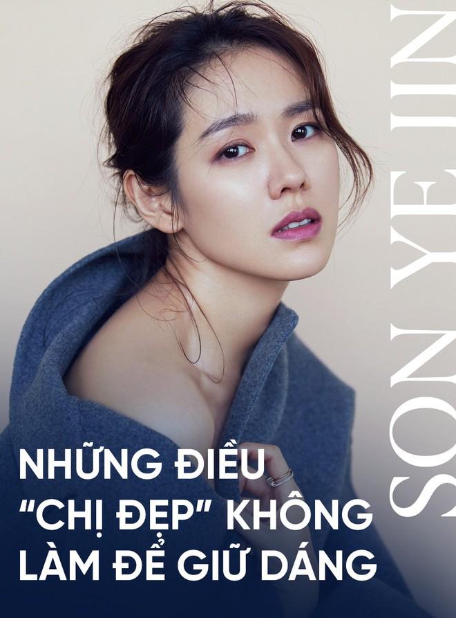 Đây là 4 điều mà chị đẹp Son Ye Jin không bao giờ làm để có thể giữ dáng nuột nà - Ảnh 1.