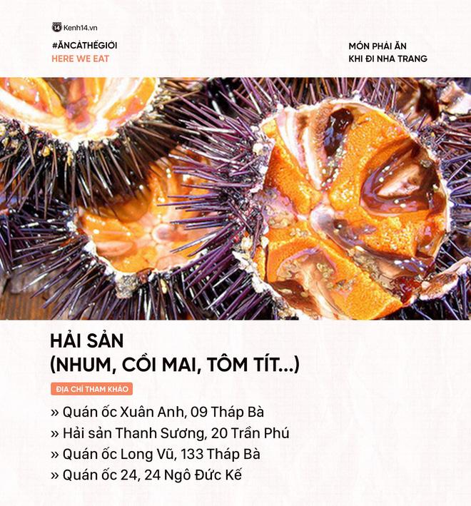 Mùa hè lại ập đến rồi, làm chuyến đi ăn sập Nha Trang cho bằng anh bằng em thôi chứ - Ảnh 1.