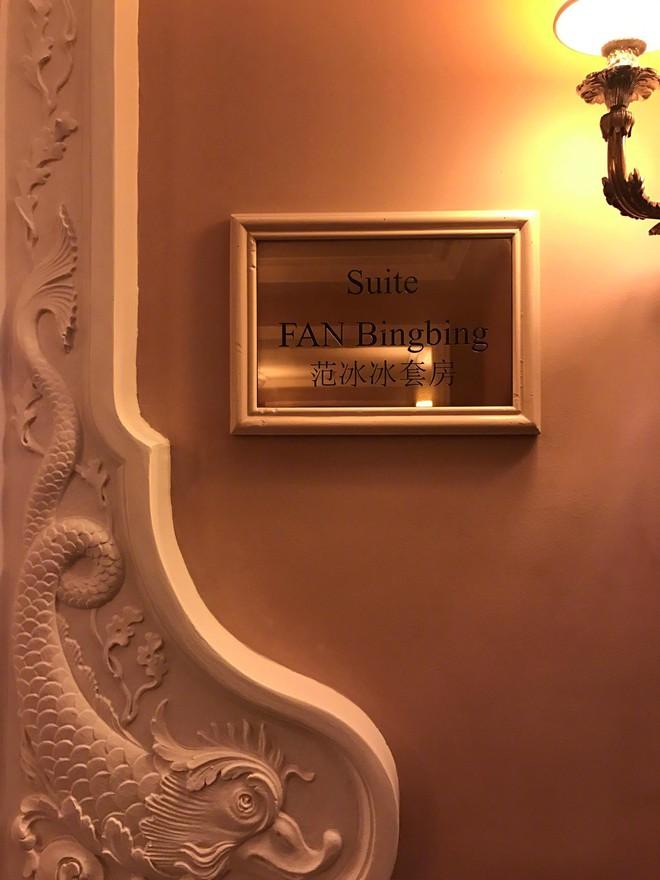 Cận cảnh phòng khách sạn mà như nhà riêng của Phạm Băng Băng ở Cannes: 120 triệu/đêm, tràn ngập toàn ảnh Nữ hoàng Cbiz - Ảnh 5.