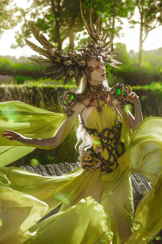 Sử dụng máy ảnh và photoshop, nữ nghệ sĩ đã biến thế giới cổ tích thành hiện thực - Ảnh 11.