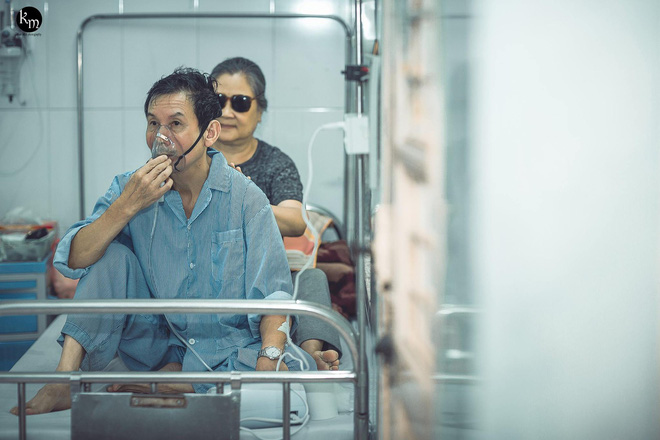 Nếu em bị mù, anh có yêu em không?: Tình yêu của cặp vợ chồng già ở Bắc Giang khiến nhiều người ngưỡng mộ - Ảnh 3.