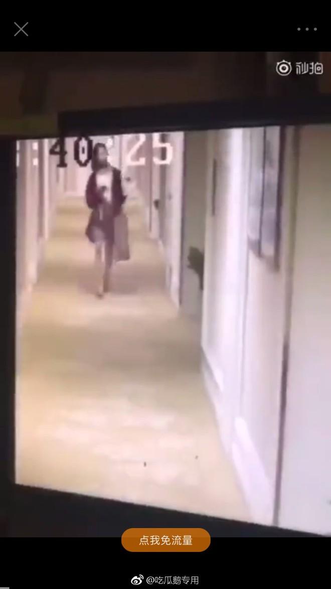 Giang Thần Hồ Nhất Thiên lộ clip lén lút đi khách sạn với mỹ nhân lạ mặt? - Ảnh 2.