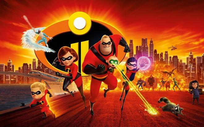 """Gia đình siêu nhân tái xuất mãn nhãn, thú vị và đậm tính giải trí trong """"Incredibles 2"""" - ảnh 1"""