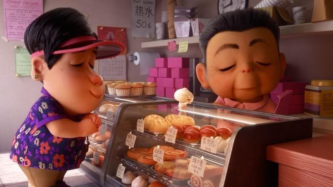 Phim ngắn về em bé bánh bao bảo bối: Đáng yêu lắm, mà đáng sợ cũng có thừa! - ảnh 4