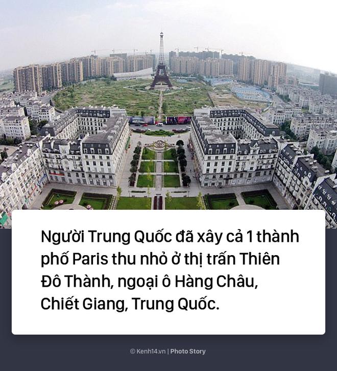 """Tháp Eiffel """"made in China"""" cứu sống thị trấn ma ở Trung Quốc - ảnh 2"""