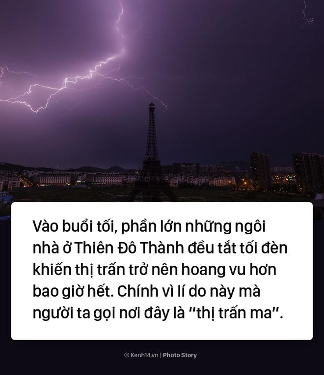"""Tháp Eiffel """"made in China"""" cứu sống thị trấn ma ở Trung Quốc - ảnh 5"""