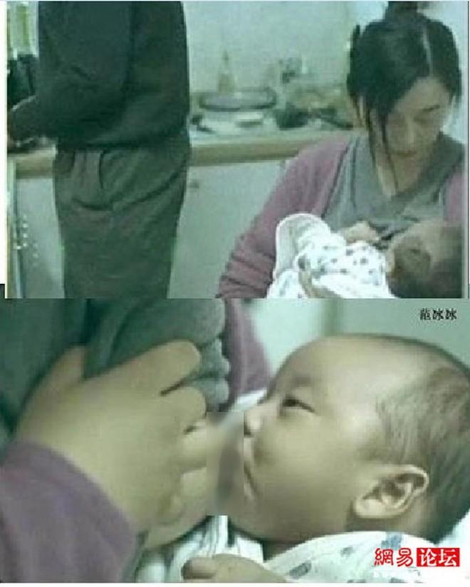 Sự thật về bức ảnh Phạm Băng Băng cho con riêng bú sữa bùng nổ mạng xã hội xứ Trung - ảnh 2