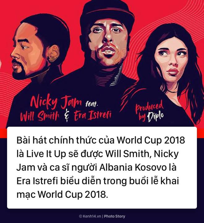 Có gì thú vị để chờ đợi ở lễ khai mạc World Cup 2018? - Ảnh 11.
