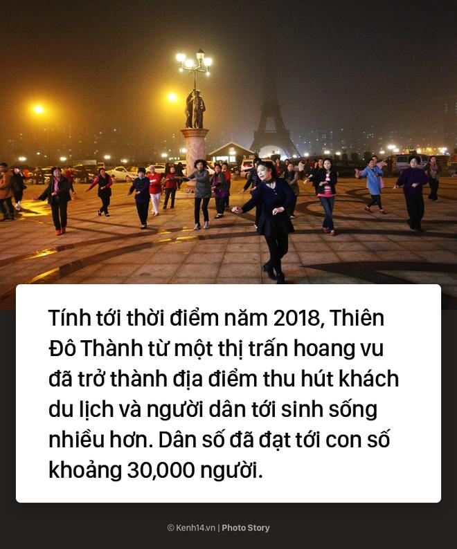 """Tháp Eiffel """"made in China"""" cứu sống thị trấn ma ở Trung Quốc - ảnh 8"""
