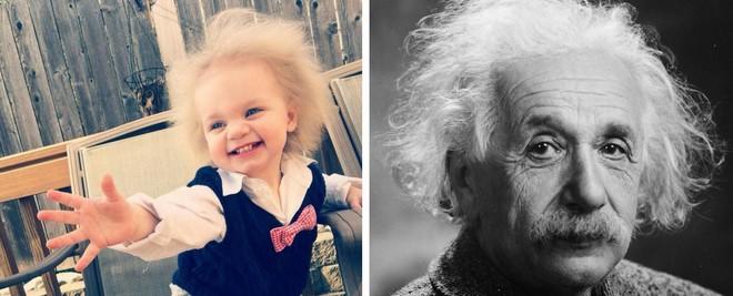 Hãy hạnh phúc với mái tóc của mình dù nó bết, vì cô bé này tóc yếu đến mức không chải nổi cơ - ảnh 3
