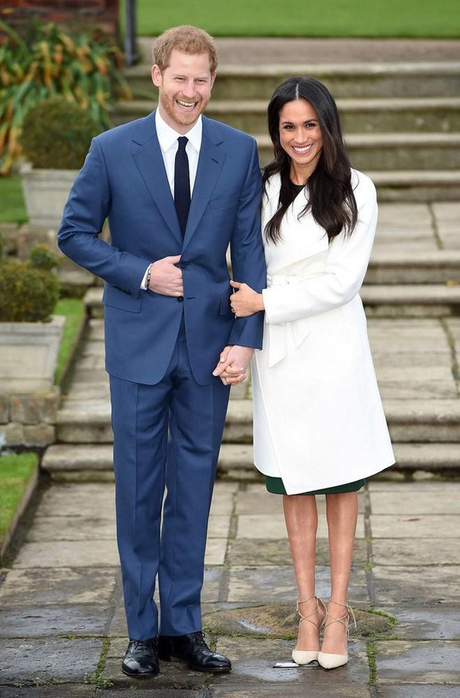 Thường phá vỡ quy tắc Hoàng gia về trang phục, nhưng có điều này Meghan Markle lại chưa bao giờ làm - ảnh 3