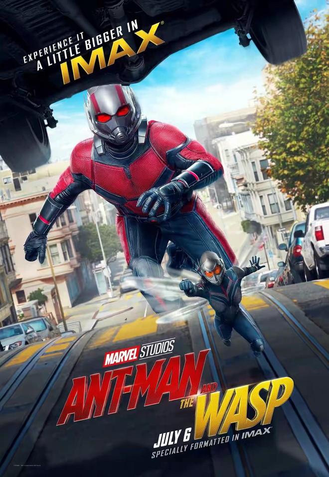 Nếu Avengers 4 mà thiếu anh chị ong kiến Ant-Man and the Wasp thì không xong đâu! - ảnh 1