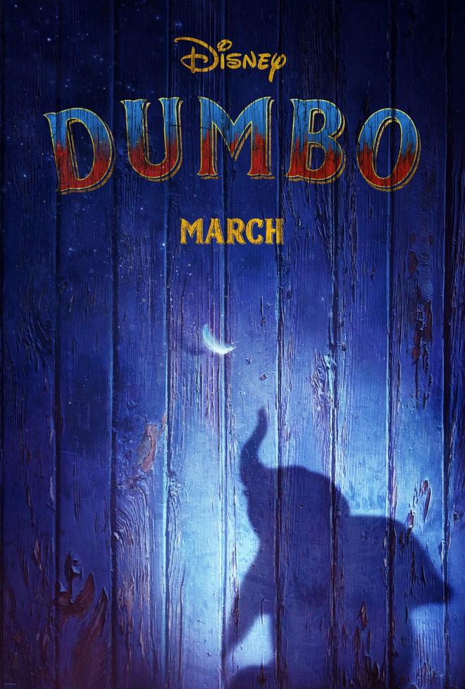 Voi con biết bay Dumbo bất ngờ quay trở lại với phiên bản live-action đẹp nhức nhối - ảnh 1