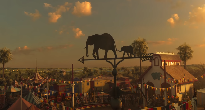 Voi con biết bay Dumbo bất ngờ quay trở lại với phiên bản live-action đẹp nhức nhối - ảnh 4