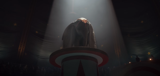 Voi con biết bay Dumbo bất ngờ quay trở lại với phiên bản live-action đẹp nhức nhối - ảnh 2