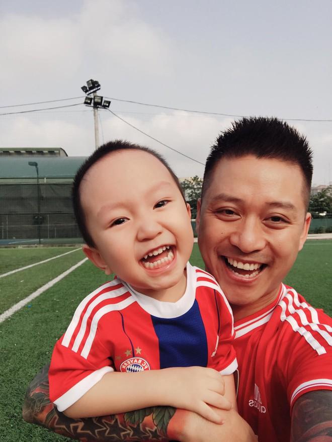 Là fan cuồng của bóng đá, những sao Việt này hẳn sẽ đứng ngồi không yên khi World Cup đang đến gần! - ảnh 2