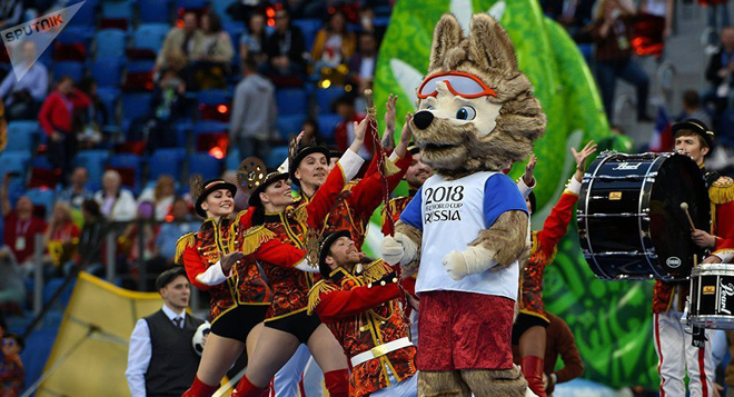 Đằng sau chú sói Zabivaka là cả một bầu trời thần thoại mà ai trót yêu nước Nga đều biết đến - ảnh 11
