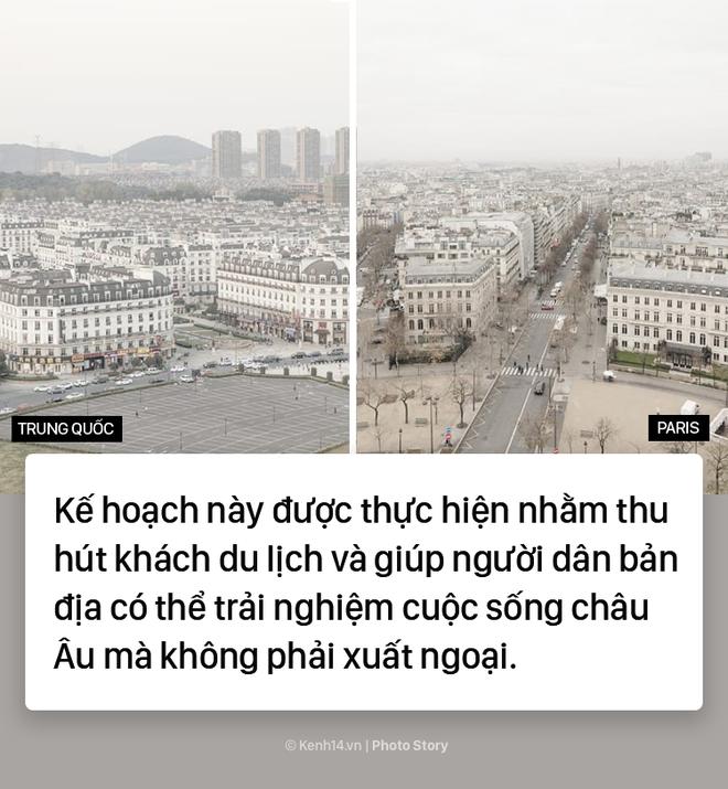 """Tháp Eiffel """"made in China"""" cứu sống thị trấn ma ở Trung Quốc - ảnh 3"""