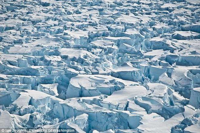 Không thể tưởng tượng - chỉ trong 25 năm, lượng băng tan tại Nam Cực đã lên tới 3 nghìn tỷ tấn! - ảnh 5