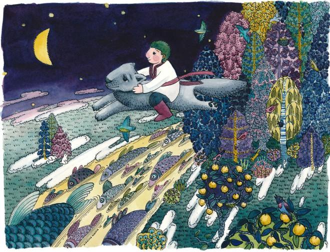 Đằng sau chú sói Zabivaka là cả một bầu trời thần thoại mà ai trót yêu nước Nga đều biết đến - ảnh 9