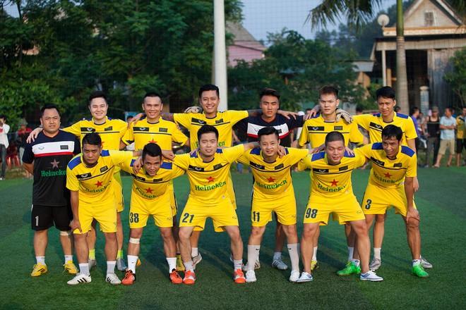 Là fan cuồng của bóng đá, những sao Việt này hẳn sẽ đứng ngồi không yên khi World Cup đang đến gần! - ảnh 1