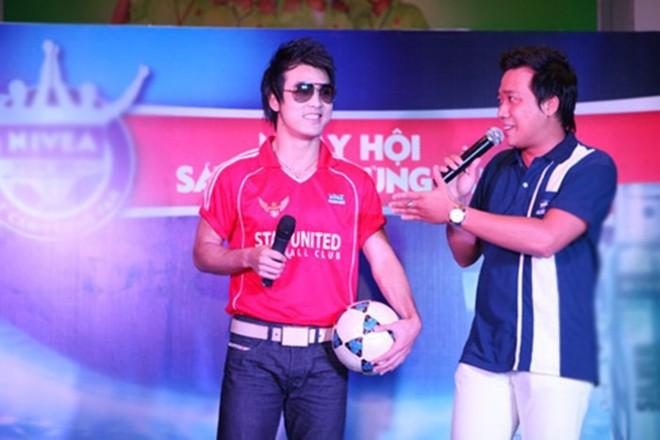 Là fan cuồng của bóng đá, những sao Việt này hẳn sẽ đứng ngồi không yên khi World Cup đang đến gần! - ảnh 6