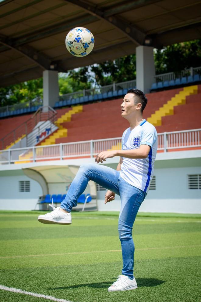 Là fan cuồng của bóng đá, những sao Việt này hẳn sẽ đứng ngồi không yên khi World Cup đang đến gần! - ảnh 15