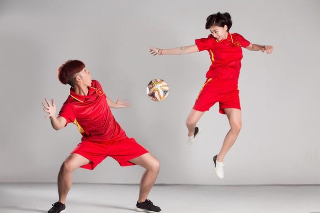 Là fan cuồng của bóng đá, những sao Việt này hẳn sẽ đứng ngồi không yên khi World Cup đang đến gần! - ảnh 8