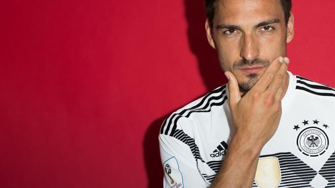 Ảnh chân dung cực nét của Ronaldo, Messi, Neymar và các ngôi sao lớn nhất World Cup 2018 - Ảnh 9.