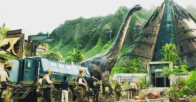 """Có đến cả chục trứng khủng long"""" trong Jurassic World: Fallen Kingdom, bạn soi được mấy quả rồi? - ảnh 1"""