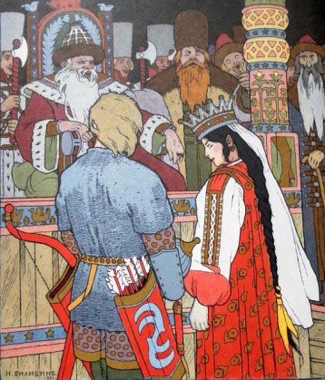 Đằng sau chú sói Zabivaka là cả một bầu trời thần thoại mà ai trót yêu nước Nga đều biết đến - ảnh 8