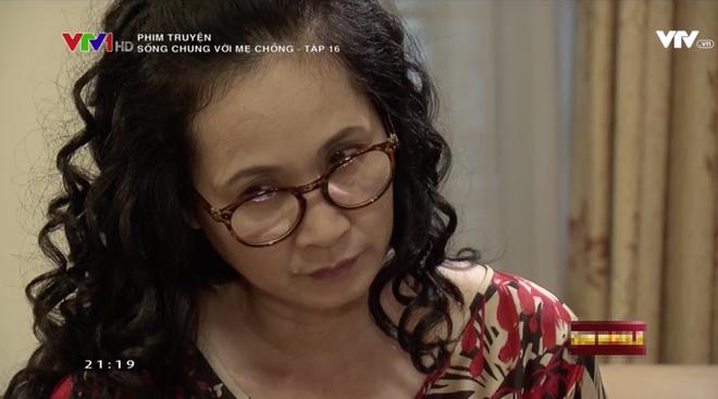 Bạn đã biết chưa? Đây là bà mẹ vợ đang khiến khán giả điên tiết trên truyền hình Việt! - ảnh 1