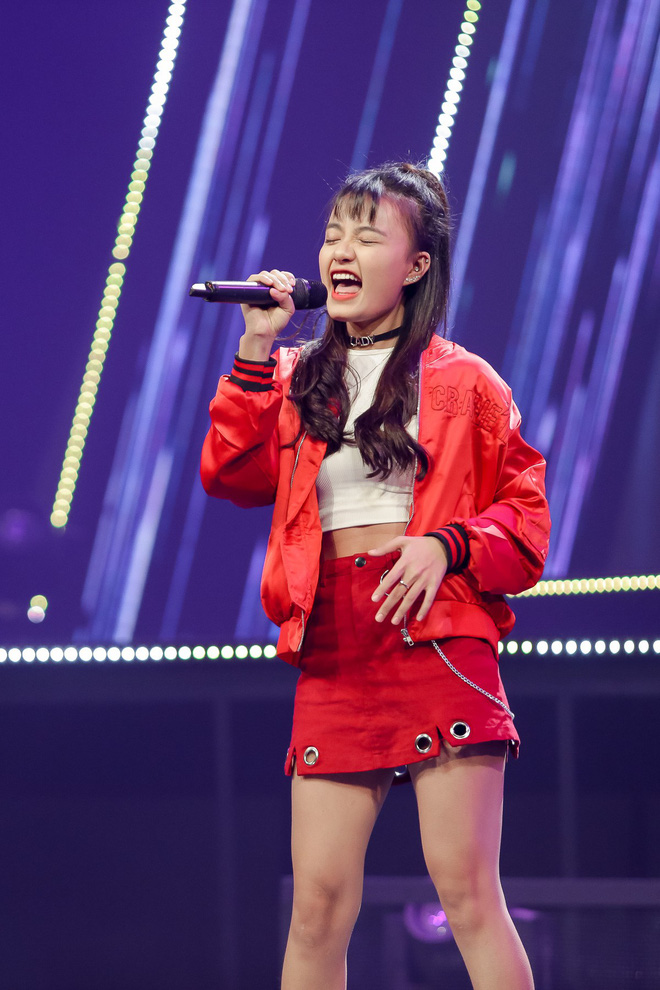 Bạn gái Quang Hải U23 tham gia The Debut - Dự án số 1 - Ảnh 4.