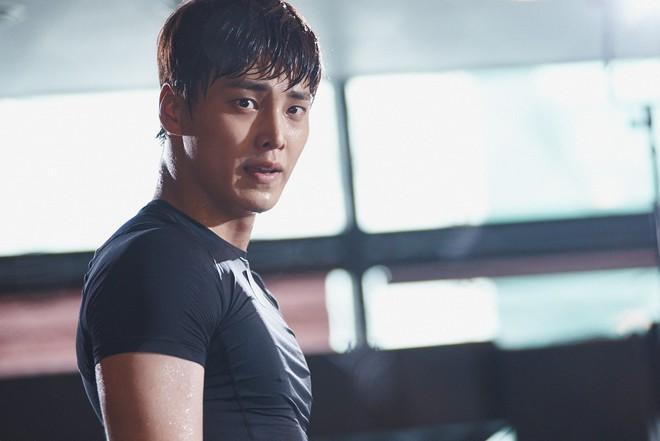 Ai cũng choáng khi biết tuổi thật của mỹ nam thủ vai anh trai Park Seo Joon trong Thư Ký Kim - ảnh 2