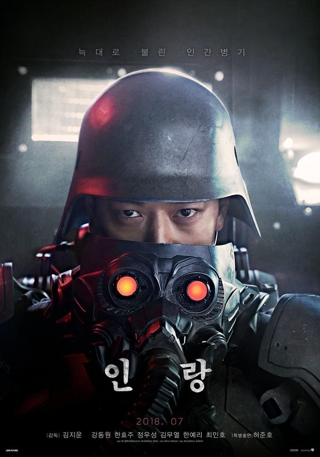 Bom tấn Hàn Quốc của bộ ba đẹp thần thánh tung trailer cháy nổ - ảnh 7