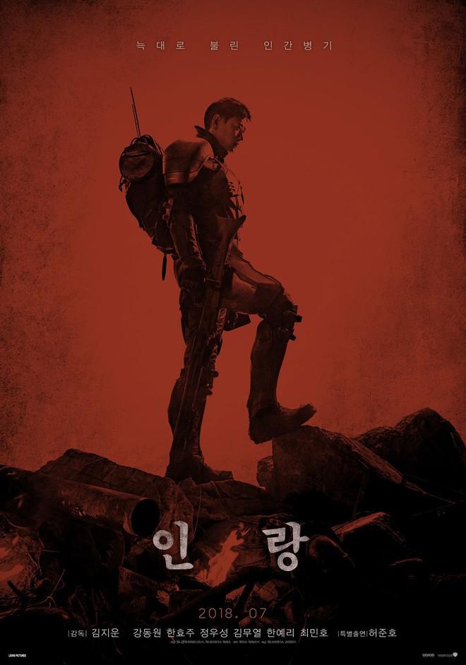 Bom tấn Hàn Quốc của bộ ba đẹp thần thánh tung trailer cháy nổ - ảnh 8
