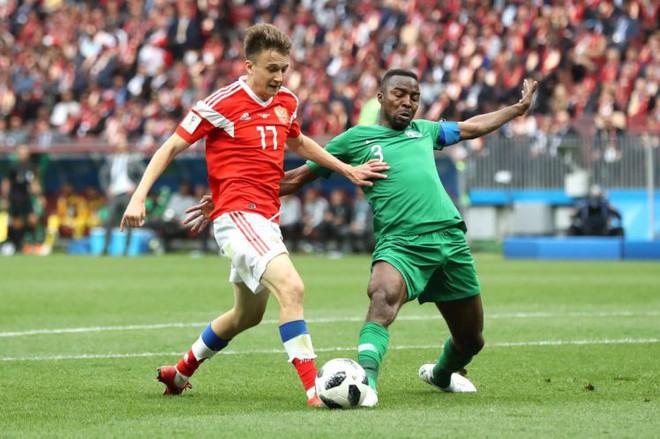 Điều ít biết về tiền vệ điển trai lập tuyệt phẩm trận khai mạc World Cup 2018 - ảnh 9
