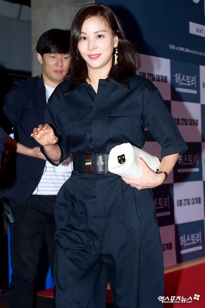 Sự kiện hội tụ gần 30 sao Hàn: Mẹ Kim Tan lép vế trước Kim Hee Sun, Jung Hae In nổi bật giữa dàn sao nhí một thời - ảnh 7