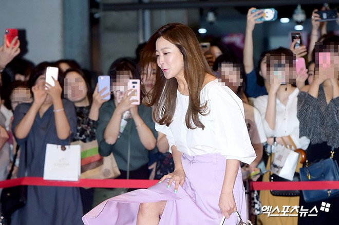 Sự kiện hội tụ gần 30 sao Hàn: Mẹ Kim Tan lép vế trước Kim Hee Sun, Jung Hae In nổi bật giữa dàn sao nhí một thời - ảnh 1
