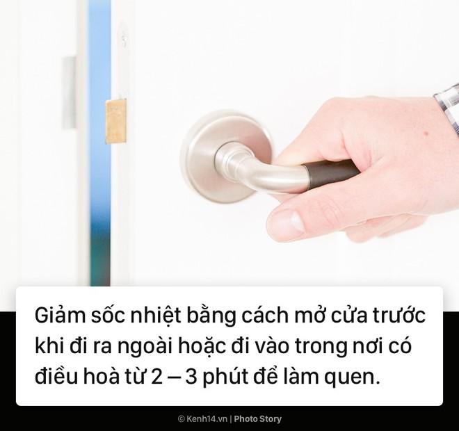 Áp dụng ngay 10 cách sau đây để sử dụng điều hòa vừa tiết kiệm điện, vừa đảm bảo sức khỏe 9