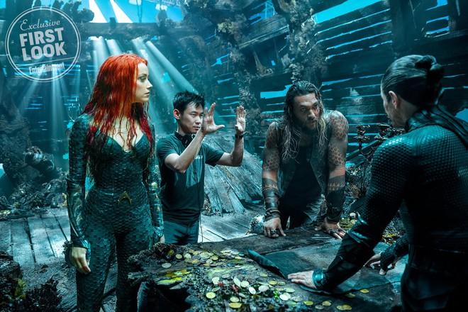 """""""Aquaman"""" cuối cùng cũng chịu tung ảnh quảng bá ướt át vừa hấp dẫn vừa chất - ảnh 6"""
