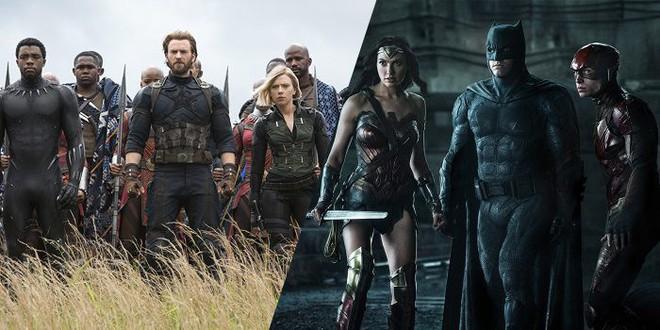 Nếu Vũ trụ DC muốn biết mình lạc lối ở đâu, có lẽ nên đi hỏi thăm ngay anh hàng xóm Marvel! - ảnh 1