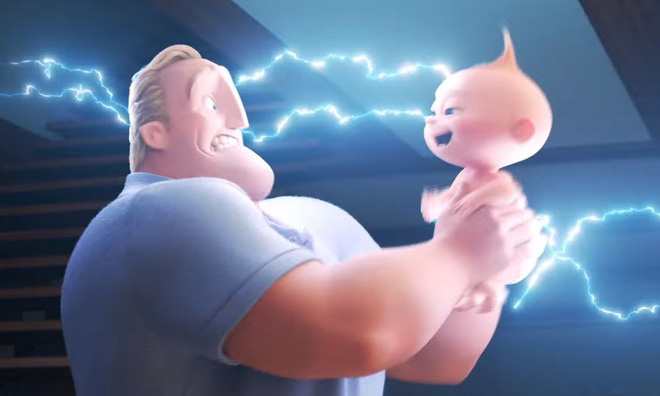 17 siêu năng lực ở Incredibles 2 của tiểu tướng nghịch như giặc Jack-Jack - ảnh 11