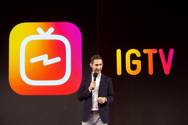 Instagram tung ra IGTV: Mạng xã hội video riêng, chỉ cho up video dọc, chính thức tuyên chiến YouTube - Ảnh 1.