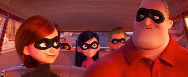 """""""Incredibles 2"""" còn 20 trứng phục sinh của gia đình siêu nhân chưa chắc bạn đã nhận ra! - ảnh 1"""
